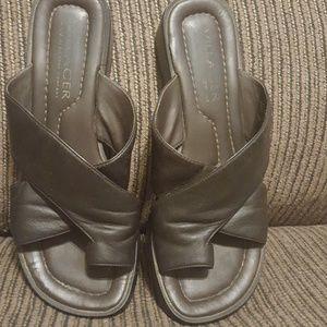 Villager sandals